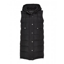 Long quilted vest by Opus