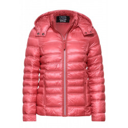 Sportive Padded Jacket by Cecil