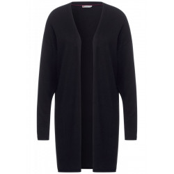 Cardigan long ouvert by Street One