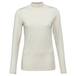 Long-sleeved top with turtleneck by Yaya