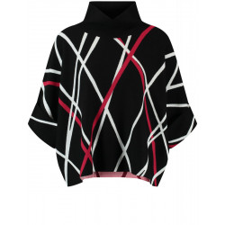 Graphic pattern sweater by Gerry Weber Casual
