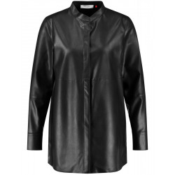 Faux leather shirt by Gerry Weber Casual
