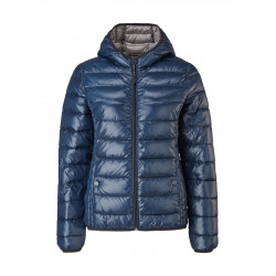 Quilted jacket with a shiny look by Q/S designed by