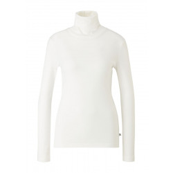 Cotton turtleneck shirt by Q/S designed by