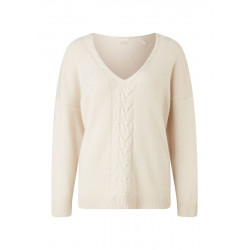Cashmere and wool blend sweater by s.Oliver Black Label