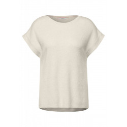 Tank top in plain color by Cecil