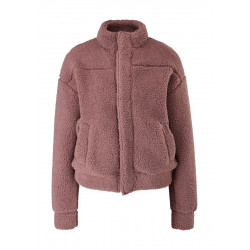 Teddy jacket by Q/S designed by