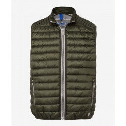 Quilted Vest by Brax