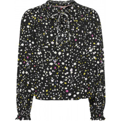 Blouses with floral print by Tommy Hilfiger