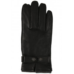 Gloves with button bar by Fynch Hatton