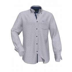 Casual Fit: long sleeve shirt by Fynch Hatton