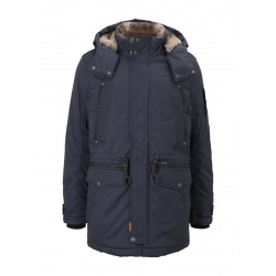 Coated parka by Tom Tailor