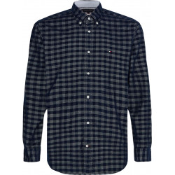 Regular Fit: long sleeve shirt by Tommy Hilfiger