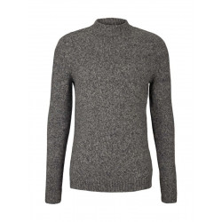 Crew neck sweater by Tom Tailor