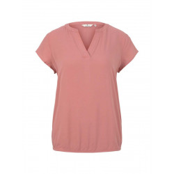 Short sleeve blouse by Tom Tailor