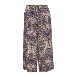 Regular: 7/8-Wide leg pants by Q/S designed by
