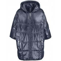 Quilted jacket with 3/4 sleeves by Taifun