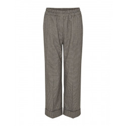 Trousers MAIKITO CHECK by Opus