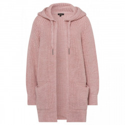 Cardigan with Hoody by More & More
