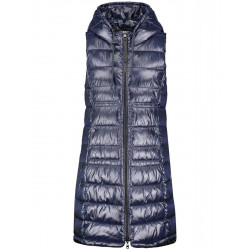 Quilted long vest by Gerry Weber Edition
