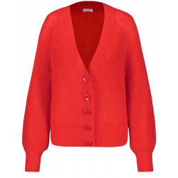 Cardigan with balloon sleeves by Gerry Weber Collection