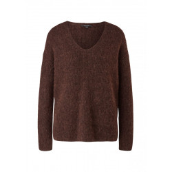 Wollpullover by Comma