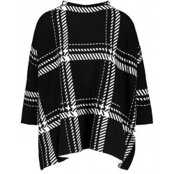 3/4 Arm Oversize Pullover by Gerry Weber Collection
