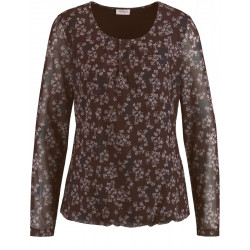 Mesh blouse shirt by Gerry Weber Collection