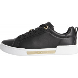 Sneaker with monogram by Tommy Hilfiger