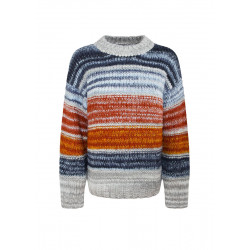 Sweater Mary striped by Pepe Jeans London