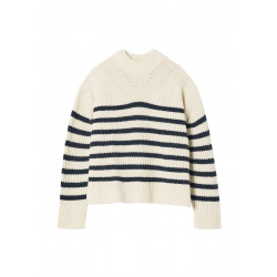 Gestreifter Pullover Luise by Pepe Jeans London