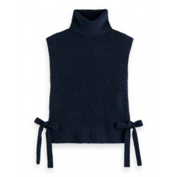 Tank top with bow detail by Scotch & Soda