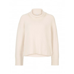 Sweater with wide turtelneck by Tom Tailor