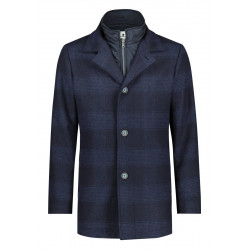 Jacket kariert by State of Art