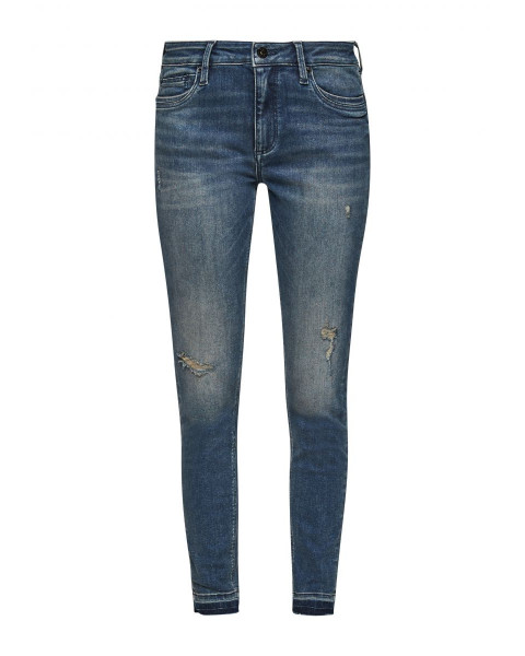 Skinny leg-Jeans by Q/S designed by