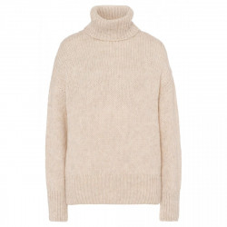 Turtleneck sweater by More & More