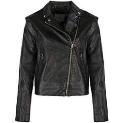 Leather jacket by Pepe Jeans London