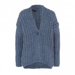 Chunky Short Cardigan by More & More