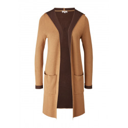 Hooded cardigan by s.Oliver Red Label
