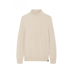 Organic cotton turtleneck sweater by Marc O'Polo