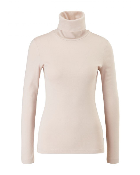 Turtleneck shirt in plain by Q/S designed by