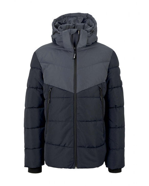 Quilted jacket in recycled polyester by Tom Tailor Denim