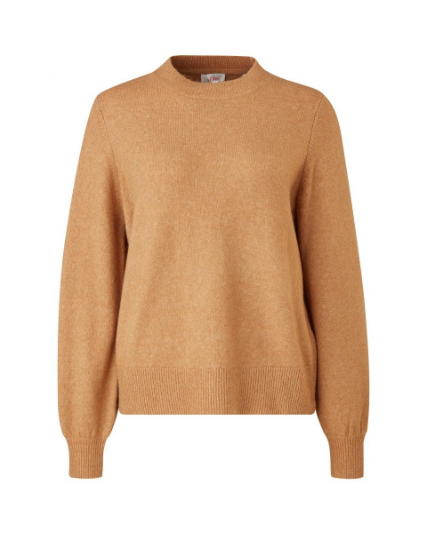 Wool sweater with wide sleeves by s.Oliver Red Label