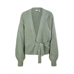 Wickelcardigan aus Wollmix by s.Oliver Black Label