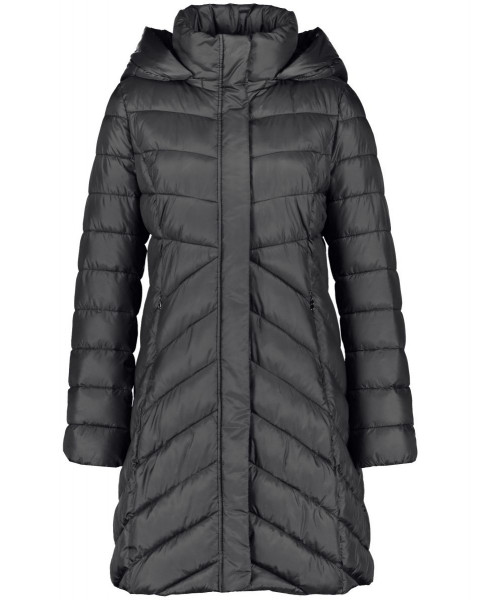 Coat with zigzag quilting by Gerry Weber Edition
