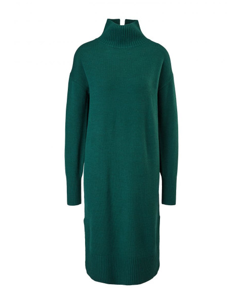 Wool blend midi dress by s.Oliver Red Label