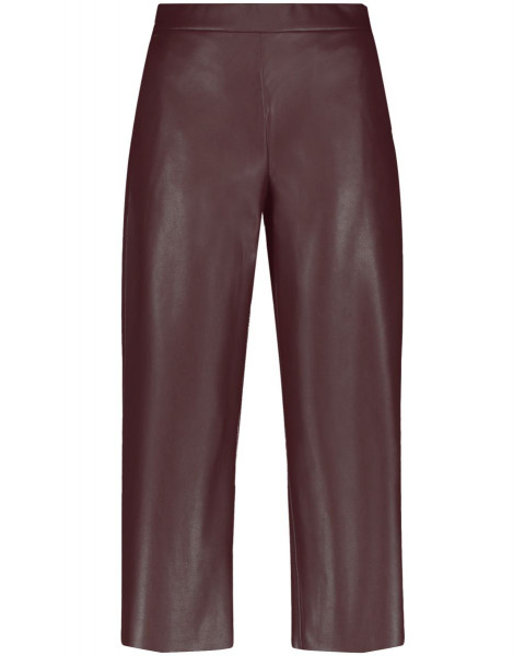 Culotte in leather look by Gerry Weber Collection