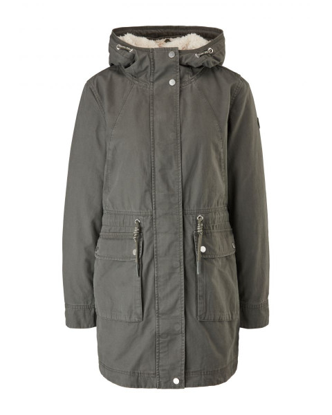Parka with removable jacket by Q/S designed by
