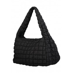 Shoulder bag with quilted pattern by Cartoon