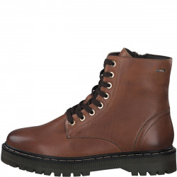 Leather boots by s.Oliver Red Label